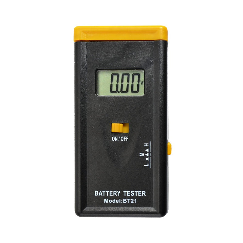 all-sun BT21 Digital battery tester LCD display about 20-120mA digital battery instrument  at 18-28 degree battery checker