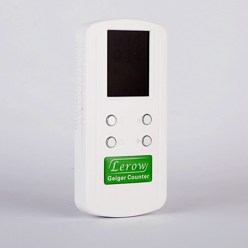 LR4011 Detector Geiger Counter Nuclear Radiation Counter Nuclear Personal Dosimeters Detects Beta Gamma X-Ray Radiation Tester