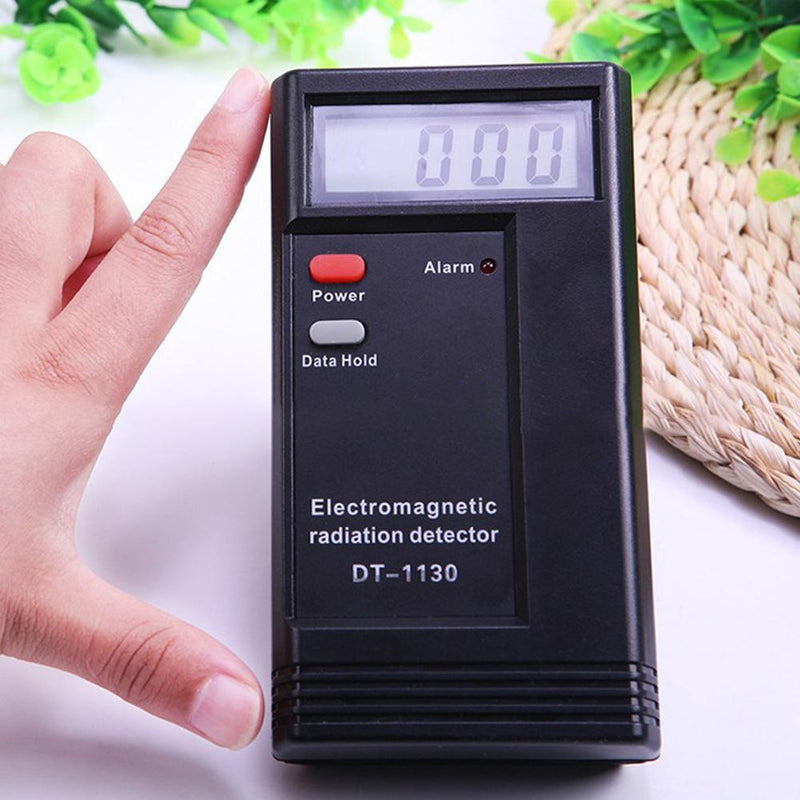 Top selling LCD Digital Electromagnetic Radiation Detector EMF Meter Dosimeter Tester Tool