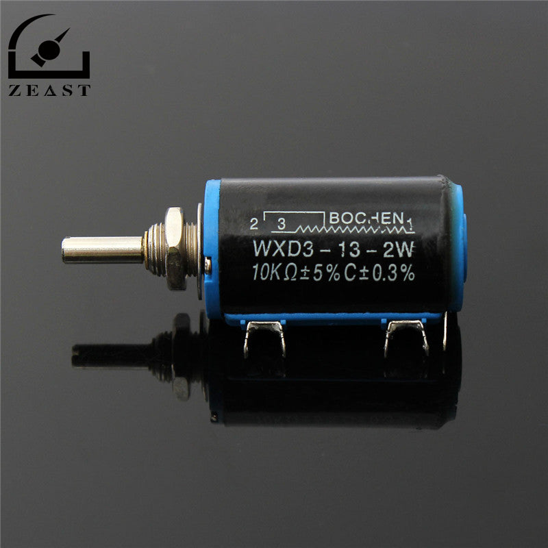 Multi-Turn Wirewound Potentiometers WXD3-13 10K OHM New Arrival High Quality