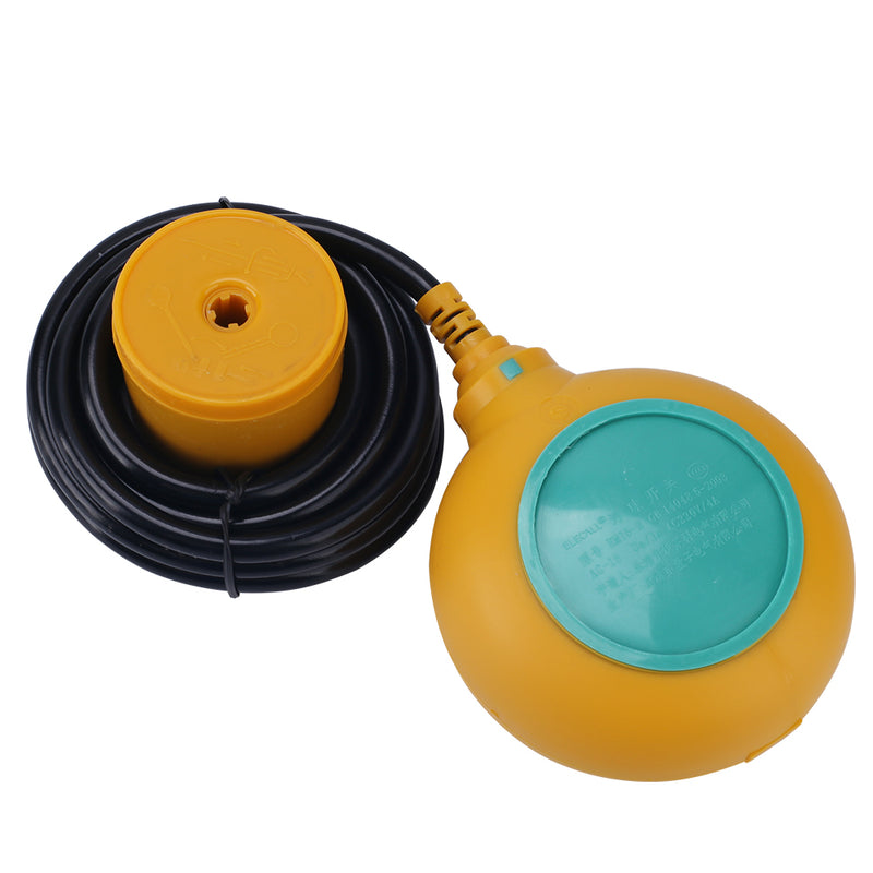 EM15-3 2M Water level Controller Float Switch Liquid Switches Liquid Fluid Water Level Float Switch Controller Contactor Sensor