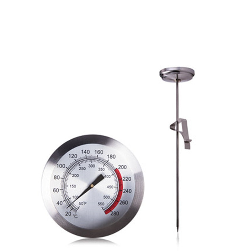 Professional Stainless Steel Food thermometer  Water Milk Meat Thermometers kitchen measuring tool cooking supplies