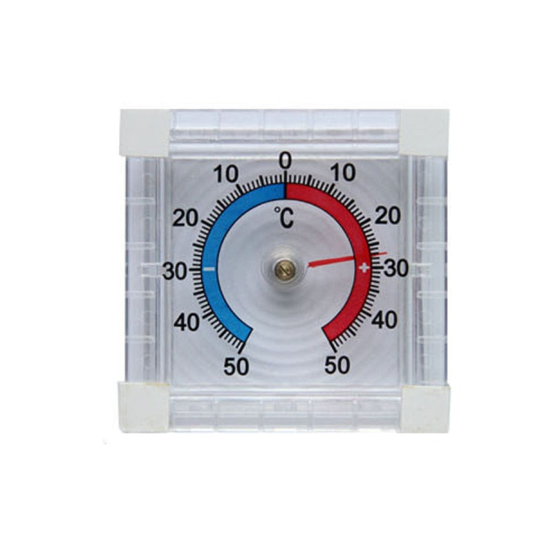 FGHGF  new High Quality Window Indoor Outdoor Wall Greenhouse Garden Home Office Temperature Thermometer Handheld tools