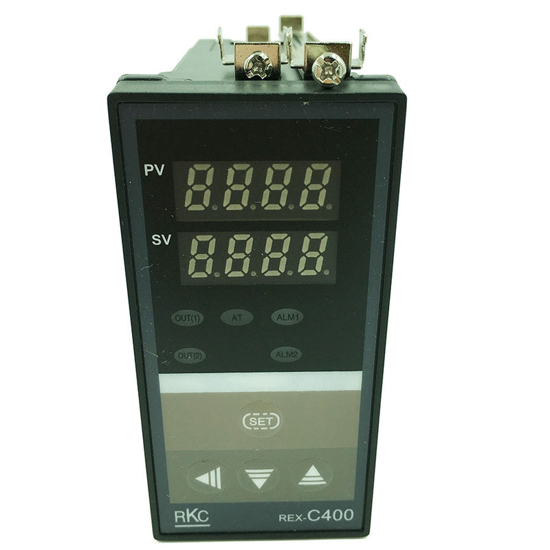 Hot selling Digital RKC  PID Temperature Controller digital Thermostat REX-C400, Relay Output  free shipping