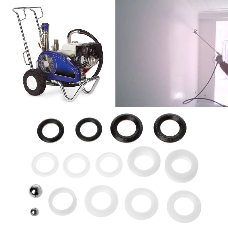 O-Ring Pump Repair Packing Kit Fit For Graco Sprayer 695 Spraying Tool