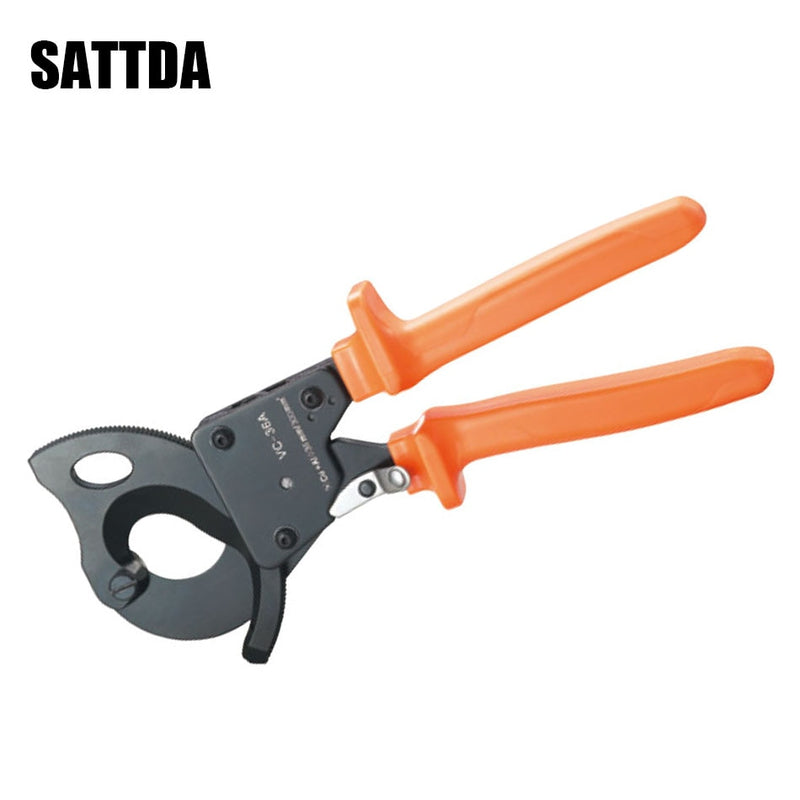VC-36A Hand Ratchet Cable Cutter Wire Hand Tool Plier