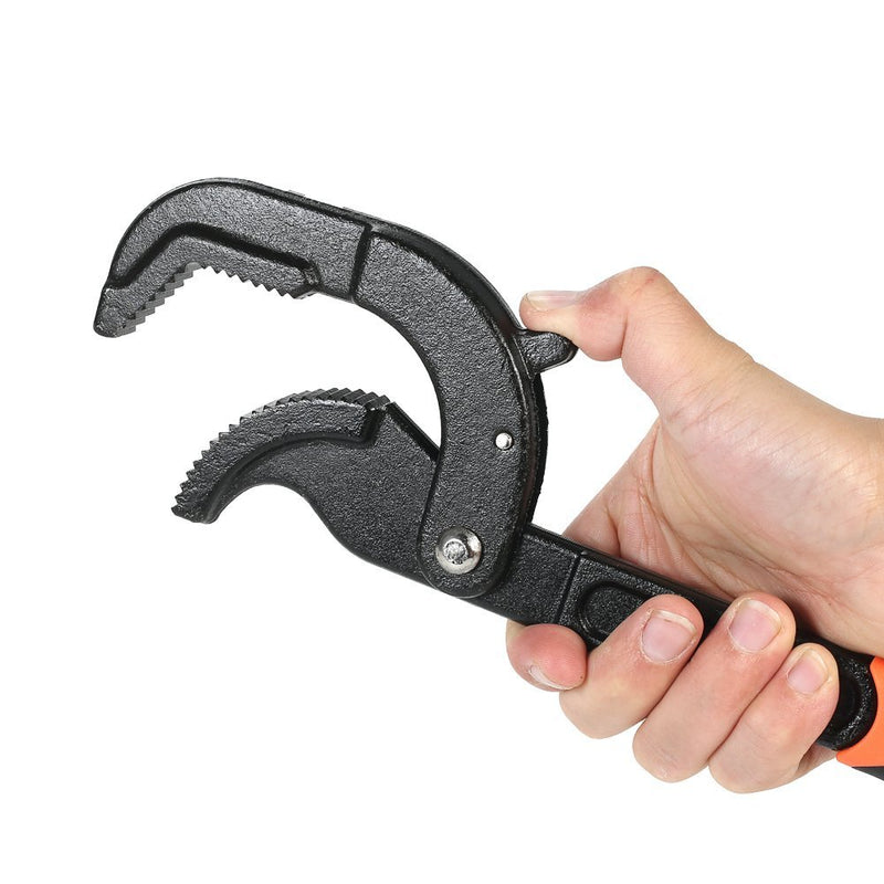 Adjustable Wrench Multi-function Fast and Convenient Repair Wrench Industrial Grade Water Pipe and Nut Wrench Tool 14-60mm
