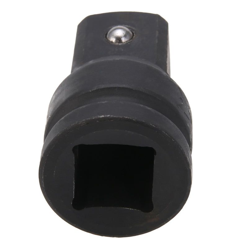 "Black 3/4"" to 1 inch Drive Air Impact Reducer Socket Adapter Heavy Duty Ratchet Converter Wrench Hand Tool Mayitr"