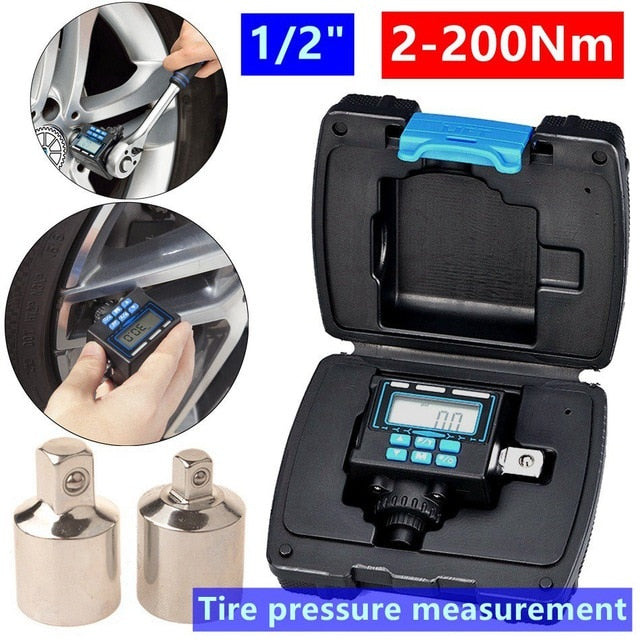 Digital torque wrench Professional Electronic Torque Wrench Bike car Repair