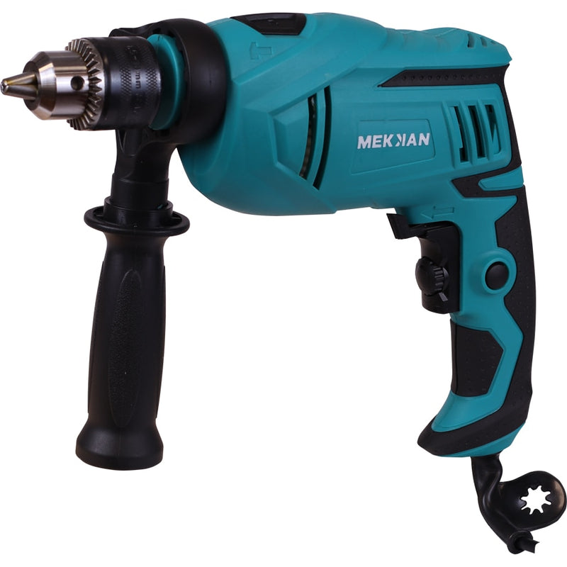 MEKKAN 220V Power Tools Electric Drill Cartridge 13mm SGP 810W Multifunction Electric Drill For Wood Metal Concrete MK82207B
