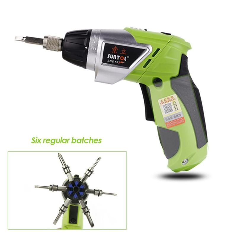Cordless Bolt Driver Dremel Drill Rechargeable Electric Screwdriver Built-in Lithium Drill Bits Rotary Screw Driver Work Light