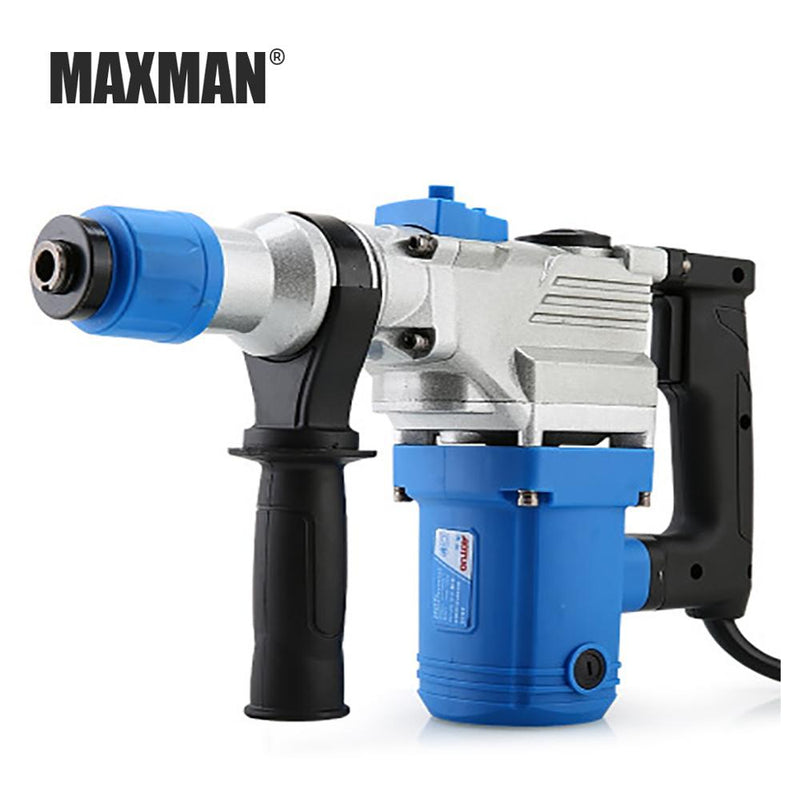 MAXMAN Industrial Grade Electric Hammer Electric High Power Impact Drill Multi-function Household Electric Tools