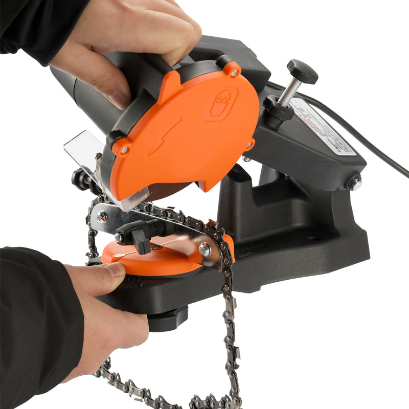 4800RPM Portable Electric Chainsaw Chain Sharpener Grinder Grinding Machine Garden Tools for Household and Industrial
