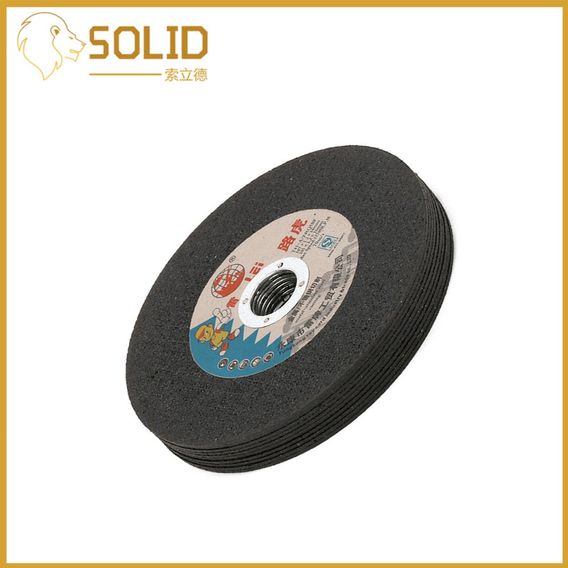 Resin Cutting Disc Grinding Wheel Metalworking Disc For Cutting Iron Metal Steel Black 5-30Pcs 105x16x1.2mm Cut Off Wheels 105mm