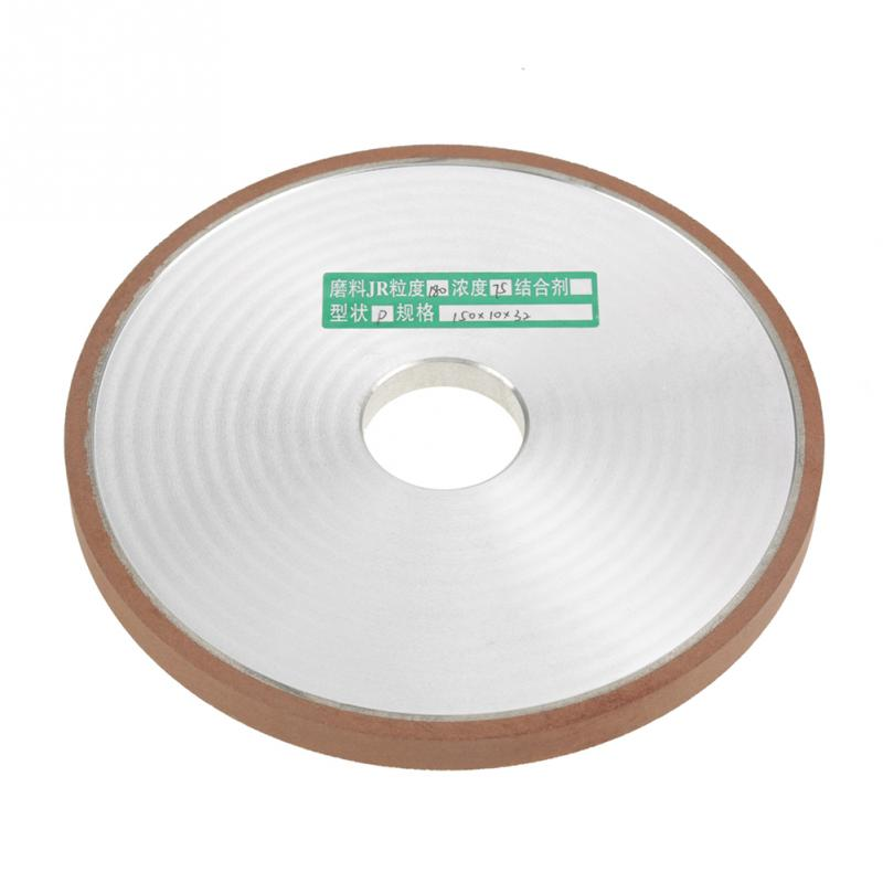 Strong Strength Diamond Resin Grinding Wheel Disc for Cutter Grinder Polishing Grit 180 1Pcs High Quality