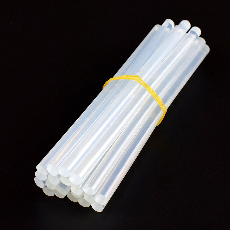 20Pcs/Lot Hot Melt Glue Sticks 7mm x 150mm For Alloy Accessories DIY Hand Tool Kit for Electric Glue Gun Craft Album Repair Tool