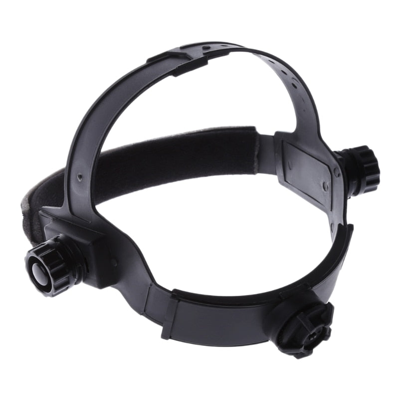 Adjustable Welding Welder Mask Headband For Solar Auto Dark Helmet Accessories