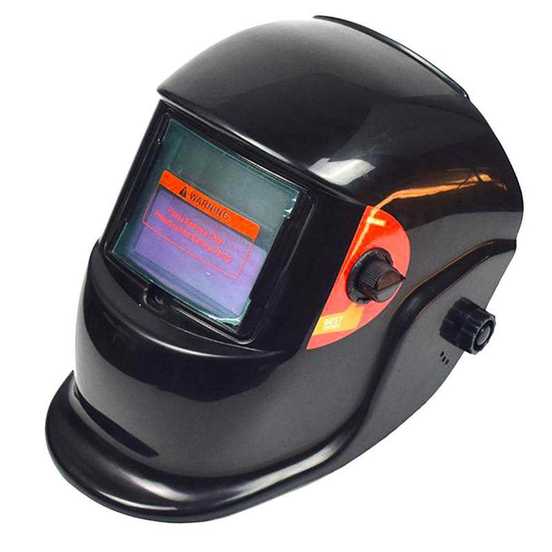 2019  Solar Powered Auto Darkening Welding Mask Helmet Welding Helmet Goggles Light Filter Hot