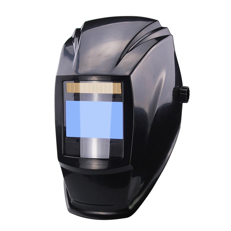 4 Arc Sensor Helmet Filter Grinding Protection Solar Auto Darkening Welding Lens Portable Pretective Professional Durable HD