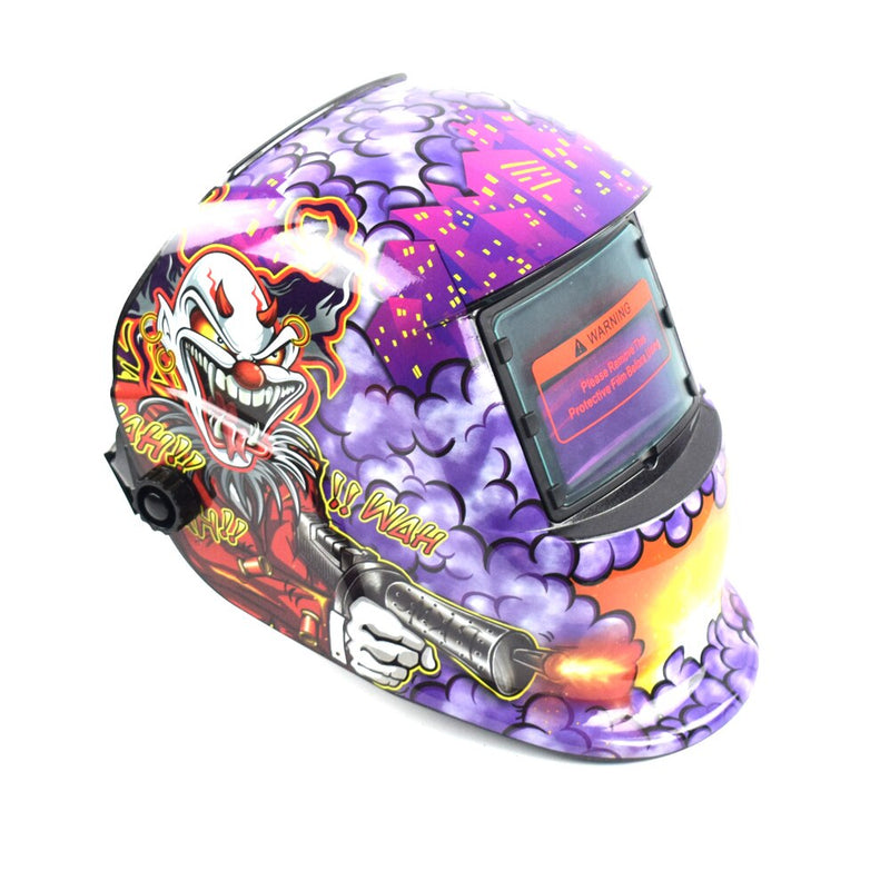 Welding helmet Automatic Change Welding Mask Head Band Welder Welding Mask TIG Mask - Little Ghost