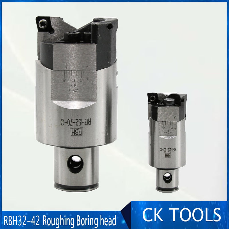 High precision RBH32-42mm Twin-bit Rough Boring Head used for deep holes 0.02mm used for deep holes made in China