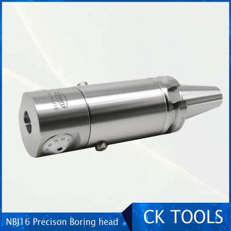 High Precision  CNC boring tool high rigidity boring bar and micro small diameter NBJ16 16mm Boring head