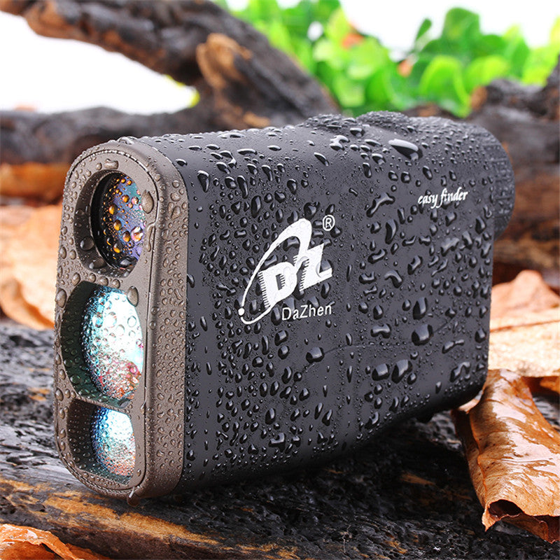 1000M Waterproof Golf Laser rangefinder Handheld Distance Meter Speed Range finders with Flagpole Lock Function Monoculars