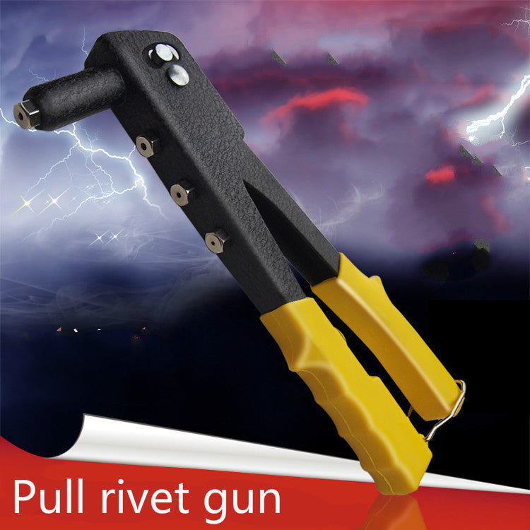 Perforated hand Riveter Single core pulling rivets Riveter clamp bolt pull nail puller gun hand tools multi tool