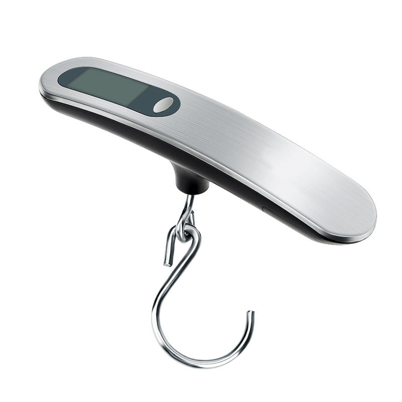 50kg x 10g Mini Portable Electronic Scale Weight Luggage Scale LCD Digital Travel Hanging Hook Scale
