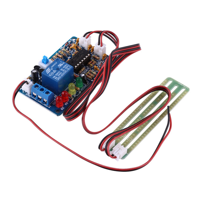 Professional Water Level Detection Sensor Liquid Level Controller Module For Automatic Drainage Device Level Controller Board