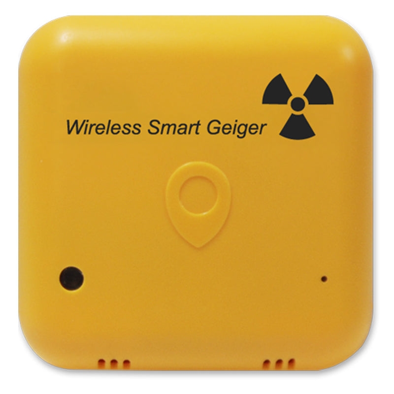 Wireless Bluetooth Smart Geiger Nuclear Gamma X-ray Radiation Detector Counter for Smartphone Android IOS