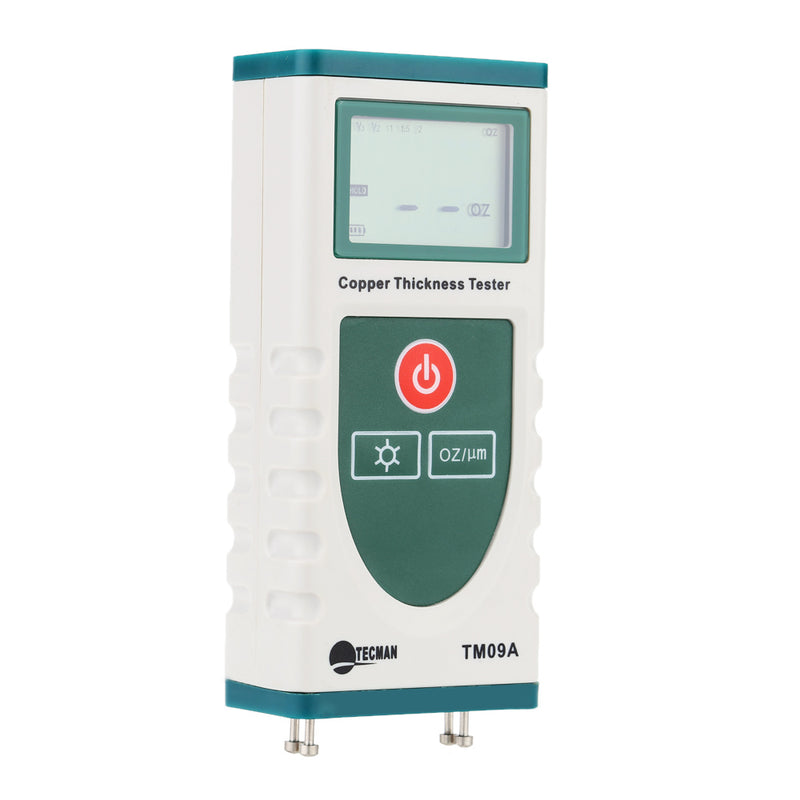 High Precision Digital Copper Foil Thickness Tester Gauge for PCB Copper-clad Plates LCD Backlight