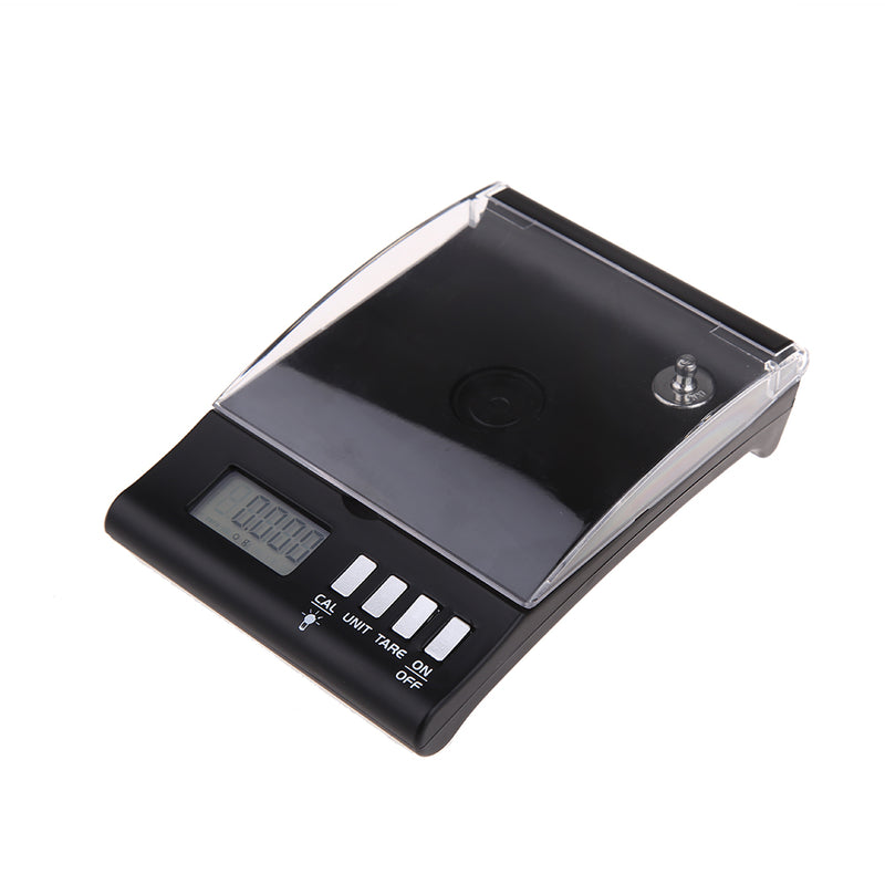 Precision 1mg Digital Scale 0.001g X 30g Reloading Powder Grain Lab Jewelry Gem LCD Display With Blue Backlight Weighing Scales