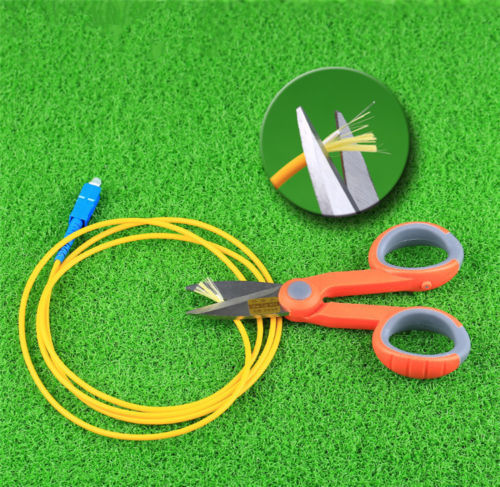 Details about  Fiber Cable Cutting/Kevlar Cutter Tools/Steel Electrician Scissors