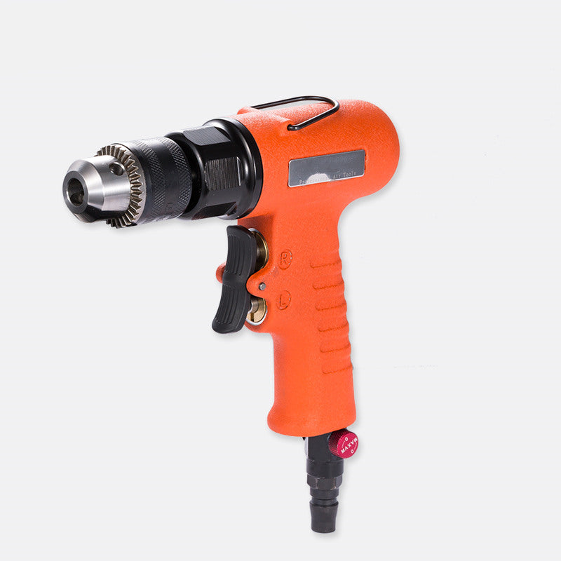 6H high torque air drill pneumatic drilling tool wind grinding tapping tool 10mm reverse switch 1800rpm