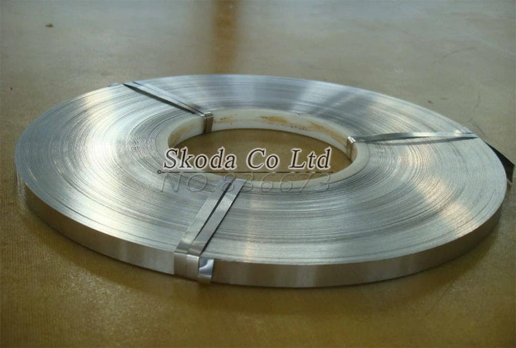 Nickel-plating Sheet Steel Special for battery nickel strap 0.1*5 MM for 18650 battery nickel strip