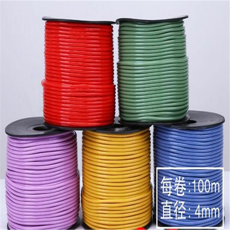 PVC flooring wire electrode Floor seams Striped Plastic floor electrode welding wire Kindergarten floor wire