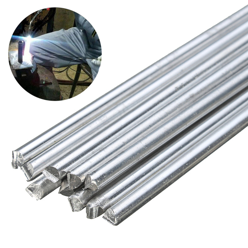 10pcs Low Temperature Welding Rods Mayitr Aluminium Brazing Rod 3.2mm*230mm For Repair