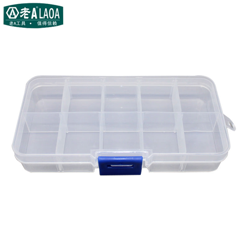 Sale 10 parts mini hang Bins team Bins SIZE 17CM*7CM*2CM make up Parts storage box