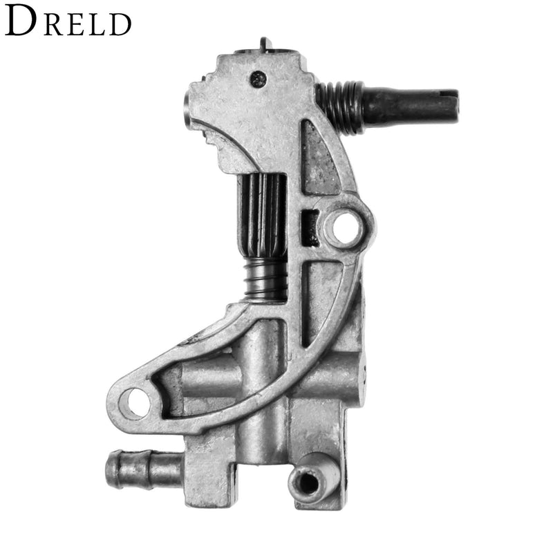 DRELD 2-Stroke Chainsaw Oil Pump Chainsaw Forced Air Cooling for 5200 4500 5800 58CC 52CC 45CC Chinese Chainsaws Petrol Power