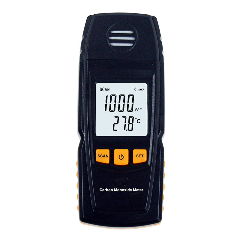 GM8805 Portable Carbon monoxide detector Handheld CO Gas meter Analyzer Measuring Range 0-1000ppm
