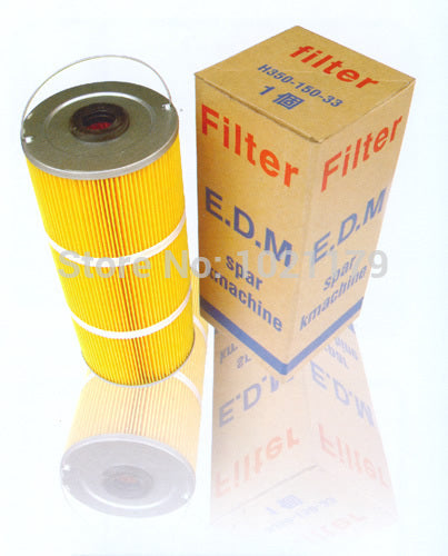 high precision WEDM filter element spark machine EDM filter