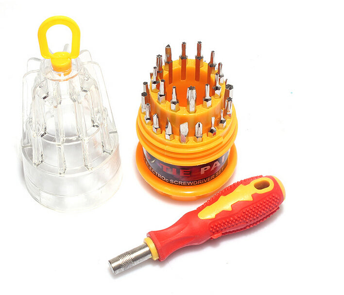 TP-6036  Multifunctional screwdriver set combination machine tools of small electrical appliances maintenance