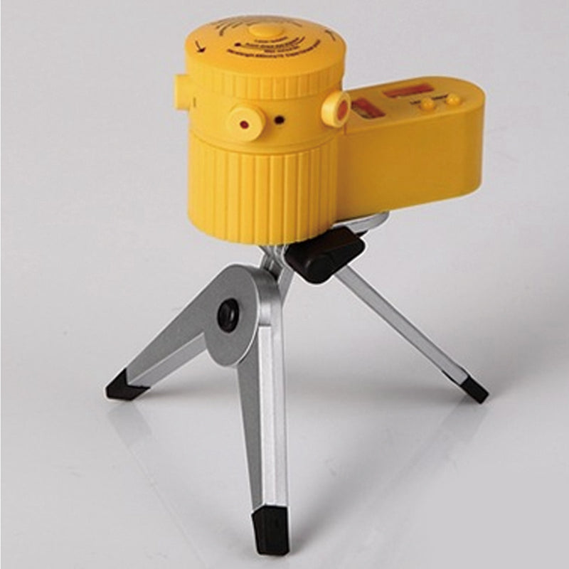 Measuring Tools Instrument Multifunction Cross Laser Level Leveler Vertical Horizontal Line Tool With Tripod Equipment