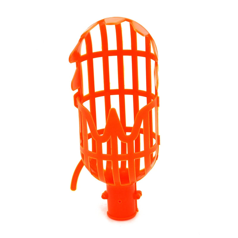 HHO-High Altitude Fruit Picker No pole 1Piece Plastic Picker without Pole Fruit Catcher Picking Tool Garden