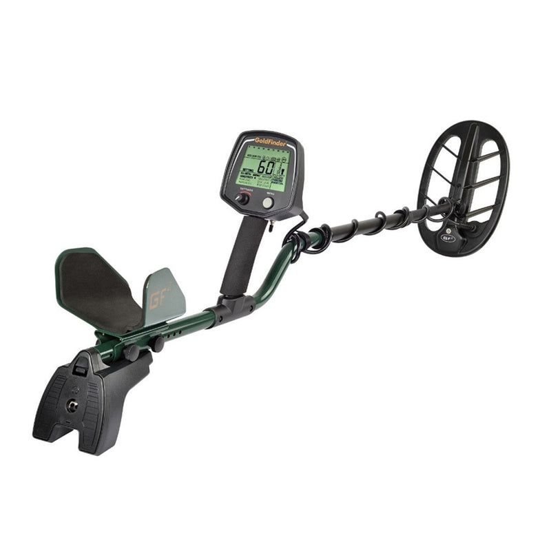 Professional Underground Metal Detector GF2 Treasure Gold Digger GF2 LCD Display High Sensitivity Searching Tool