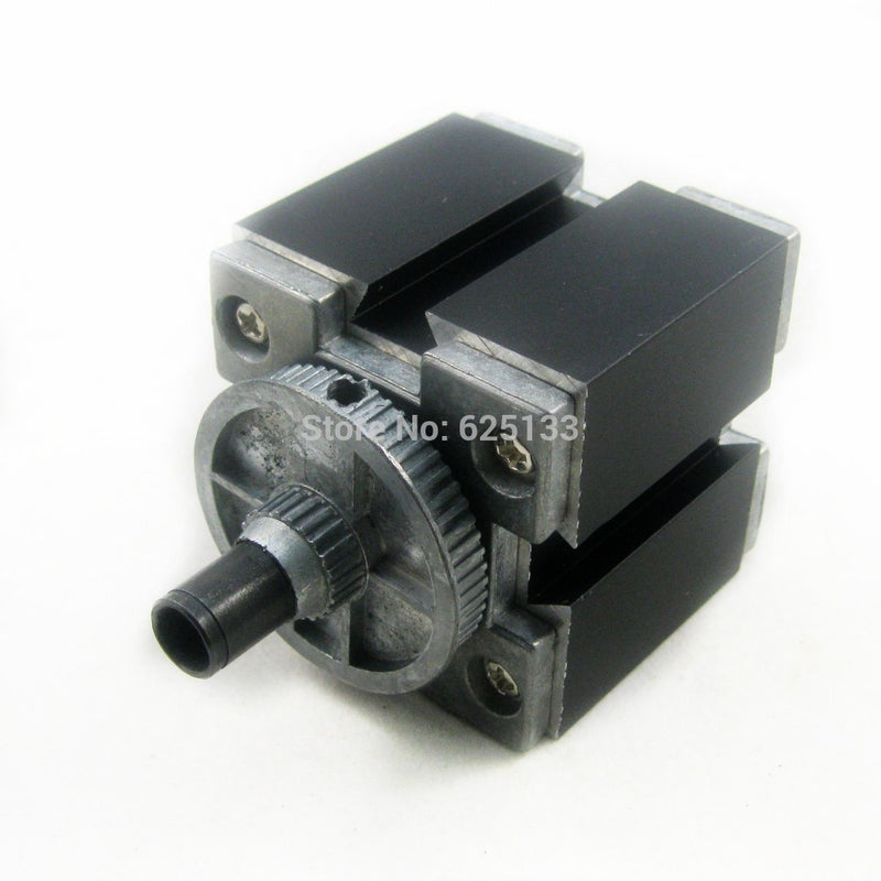 Metal Wheel Gear Box Spindle Box Z004M Dedicated Zhouyu The First Tool Metal Mini Multipurpose Machine Accessory