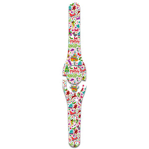 Christmas Collage Decal for MagicBand