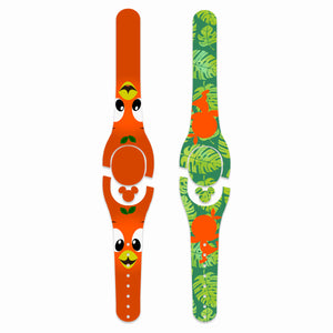 Orange Canary Decal for Magic Band