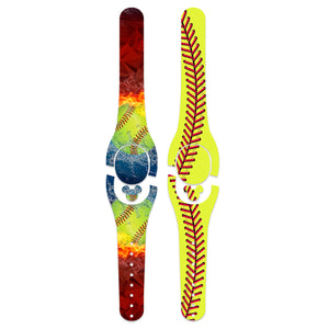 Softball Decal for MagicBand